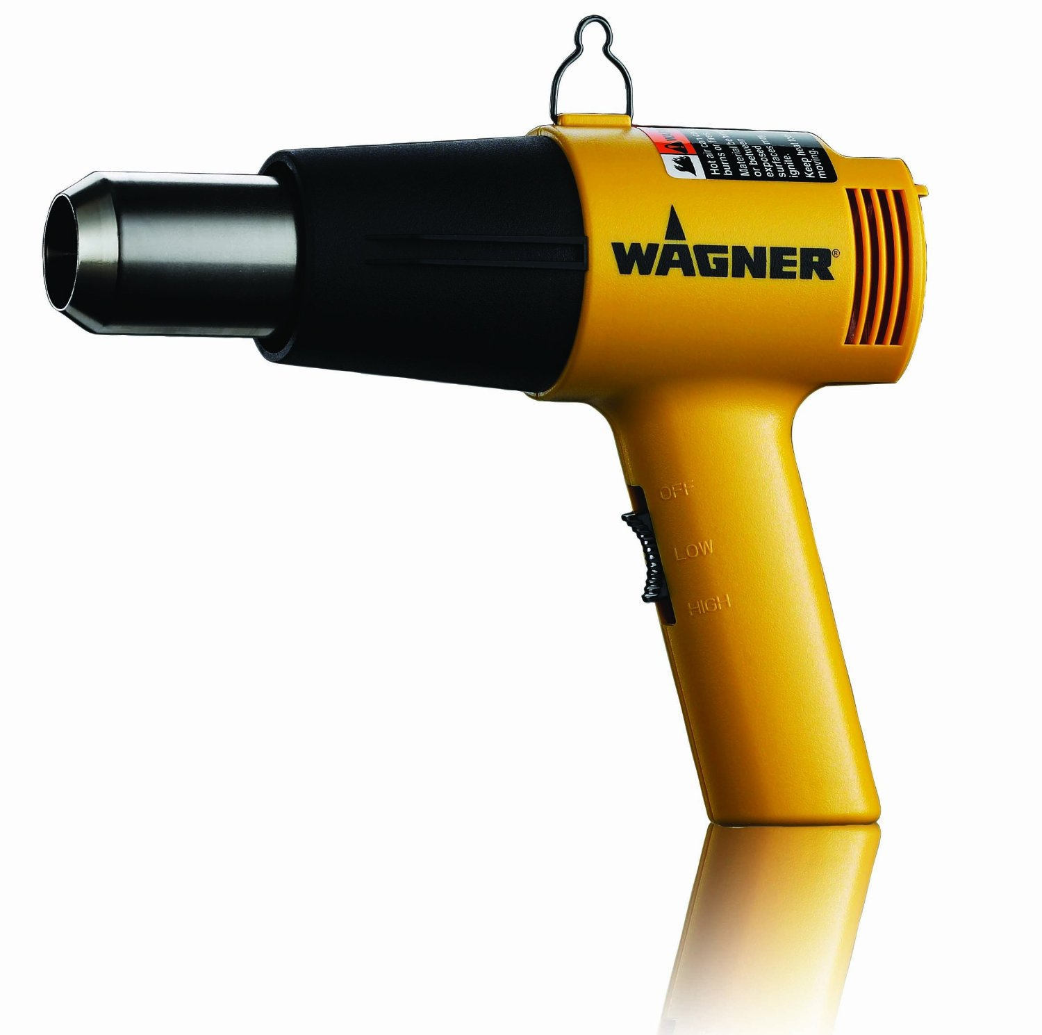 Wagner Heat Gun Spray Tech